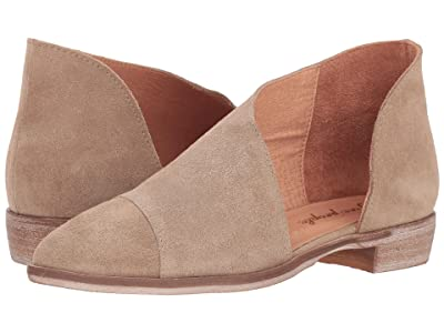 Free People Royale Flat (Beige) Women