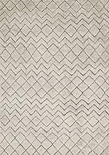Loloi  TN-02  Tanzania Collection  Geometric Wool Area Rug  7'-9