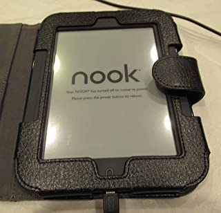 Barnes and Noble Nook Simple Touch eBook Reader 2GB WiFi with GlowLight
