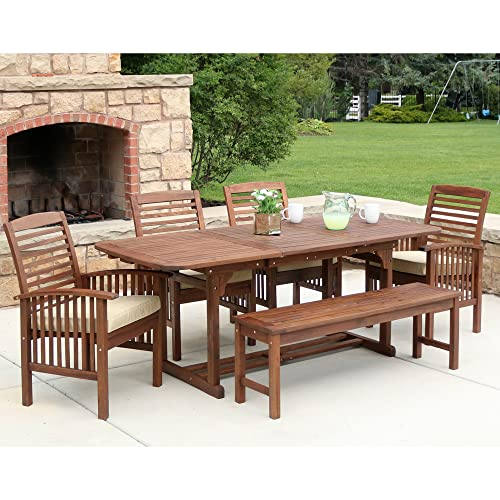 Traditional Outdoor Dining Set: Amazon.com