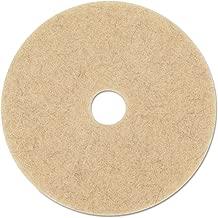 3M 20317 Ultra High-Speed Natural Blend Floor Burnishing Pads 3500, 27