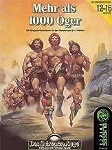Das Schwarze Auge: Mehr als 1000 Oger (PDF): Das Schwarze Auge Abenteuer Nr. 9 (Das Schwarze Auge - Abenteuer) (German Edition)