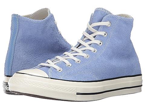 Converse Chuck Taylor All Star' 70 PIONEER HI BLUE/Egret/Egret Sneaker