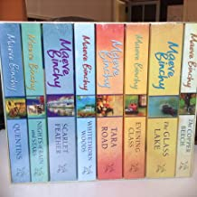 - Maeve Binchy Collection - 8 Volume Box set: The Glass Lake; Whitethorn Woods; The Copper Beech; Scarlet Feather; Tara Ro...