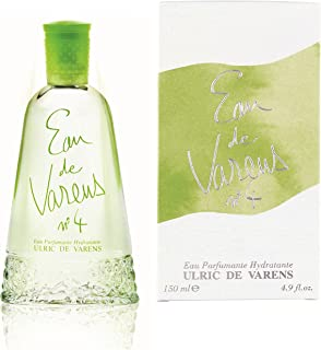 Urlic De Varens Eau De Varens Nº4 Limón Agua de Tocador - 150 ml