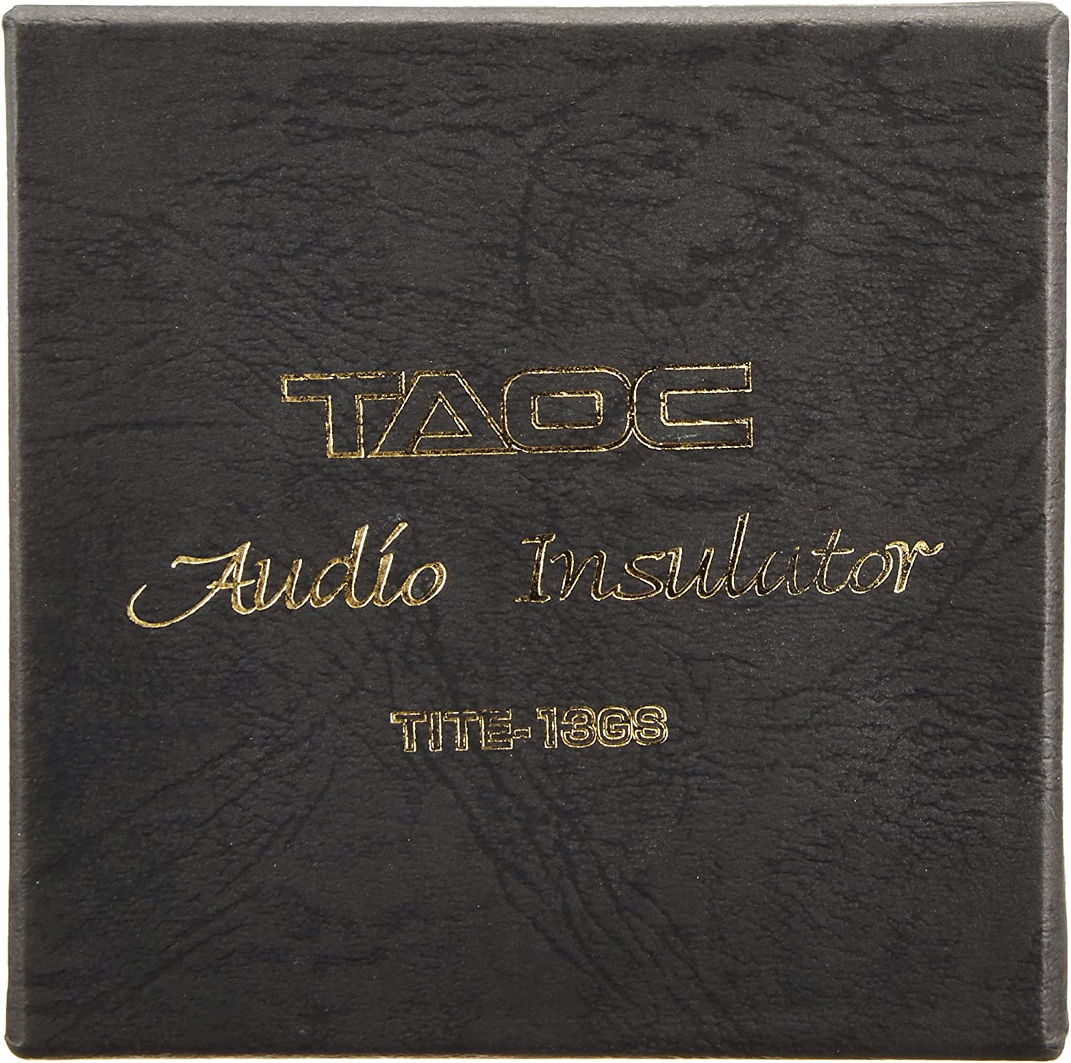 [TAOC] TITE Series Insulator (Gradation cast Iron for Small loudspeakers) [1 Set for 8]