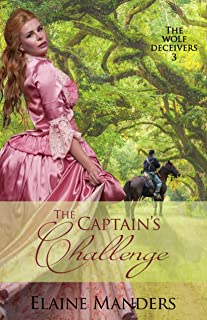 The Captain's Challenge (The Wolf Deceivers Book 3)
