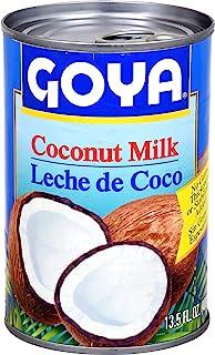 Goya Foods Unsweetened Coconut Milk, 13.5 Fl Oz (Pack of 24)