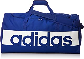 adidas Linear Performance L Team Bag, Mystery Ink/White/White, (DM7659)