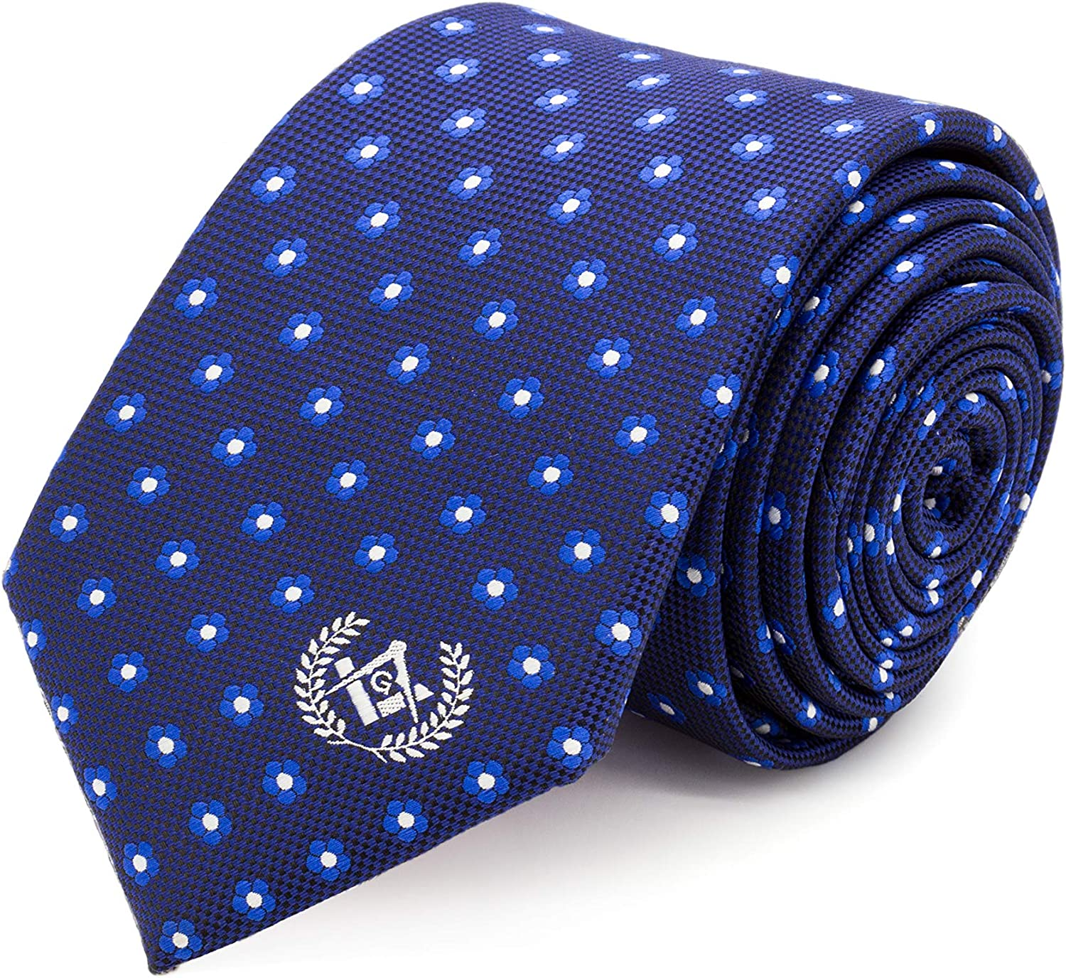 Forget Me Not Necktie Masonic Beauty products 2021new shipping free shipping Blue Revival by