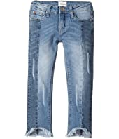 Hudson Kids - Pieced Splice Jeans in Peace (Toddler/Little Kids)