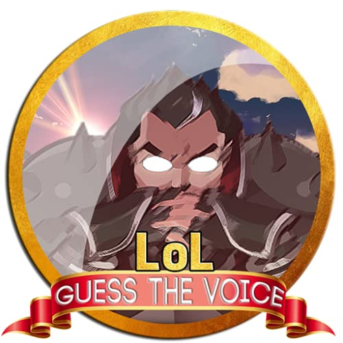 Guess The Voice LoL