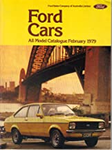 Ford Australia Cars, All Model Catalogue, Sales Brochure (February, 1979)
