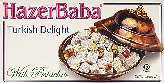 Best Hazer Baba Turkish Delight With Pistachio, 16oz Review
