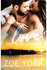 Love on a Summer Night (Pine Harbour Book 4) Kindle Edition
