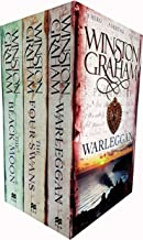 Winston Graham Poldark Series Trilogy Books 4, 5, 6, Collection 3 Books Set, (The Four Swans: A Novel of Cornwall 1795-179...