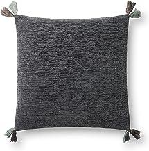 غطاء وسادة ببطانة سفلية P0568 من لولوي، مقاس 45.72 سم × 45.72 سم، متعدد الألوان