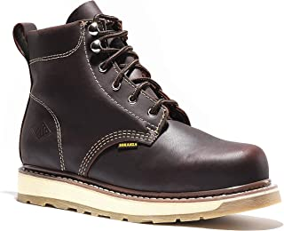 Sponsored Ad - Bonanza Boots Men's 6'' Dual Density Round Toe Boots
