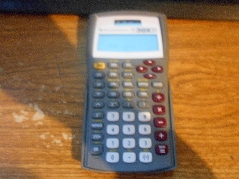 New item Texas Instruments 2021 new TI-30X IIS Grey 2-Line Scientific Calculator