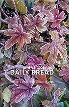 Daily Bread - Oct, Nov, Dec - 2016