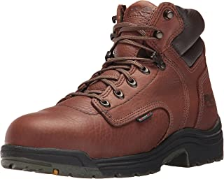 "Men's Titan 6"" Safety-Toe Work Boot"