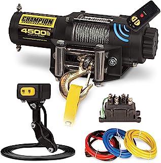 Champion 4500-lb. ATV/UTV Wireless Winch Kit