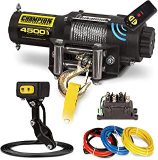 Best champion 8000 lb winch remote Reviews