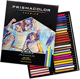 Prismacolor三福Premier Art Stix Woodless Colored Pencils软芯彩色铅笔