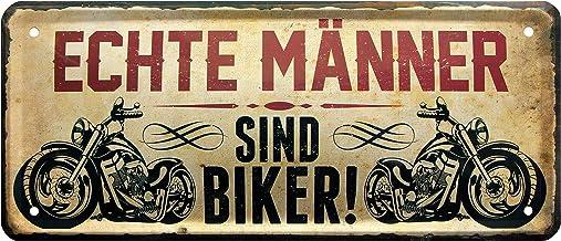 Suchergebnis Auf Für Blechschilder Motorrad