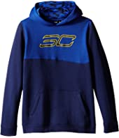 Under Armour Kids - SC30 Top Gun Pullover Hoodie (Big Kids)