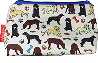 Selina-Jayne Labrador Dogs Limited Edition Designer Toiletry Bag