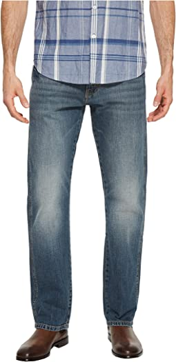 Retro Slim Straight Jeans