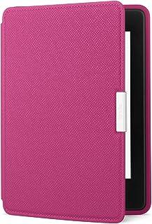 Amazon Kindle Paperwhite用レザーカバー、マゼンタ 【Kindle Paperwhite(第5世代、第6世代、第7世代、マンガモデル)専用】
