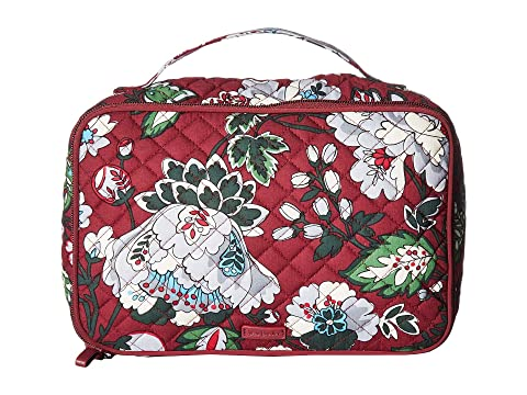 9d4dfcc0830d Vera Bradley Iconic Large Blush   Brush Case at Zappos.com