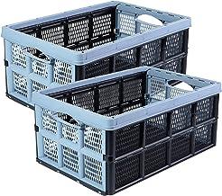 32 l Klappbox 48x35x24 cm sortiert