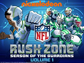 NFL Rush Zone Season of the Guardians Volume 1