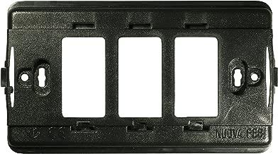 Color Blanco 220 V Bticino S5041NF Serie Magic Sonido Bronce