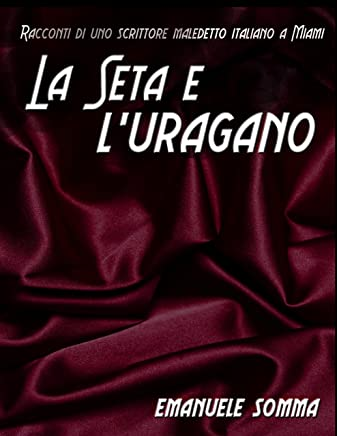 La seta e l uragano: Racconti di uno scrittore maledetto italiano a Miami
