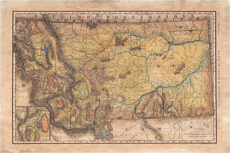 Great River Arts Amelia Island Historic Po Art Classic Map Print ...