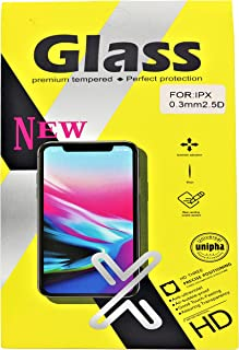 Screen Protector For IPhone X Glass 2.5