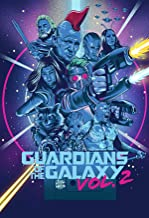 GUARDIANS OF THE GALAXY VOL.2: Screenplay