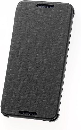 2021 HTC Flip Case online outlet sale for HTC Desire 610 - Retail Packaging - Warm Black online sale
