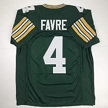 Unsigned Brett Favre Green Bay Green Custom Stitched Football Jersey Size Men's XL New No Brands/Logos