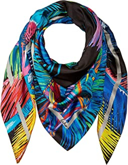 Echo Design Tasman Palms Silk Scarf