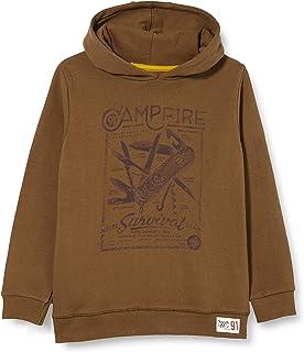 Noppies B Sweater LS Taung Sudadera con Capucha para Niños