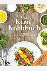 Das Keto-Kochbuch: Die besten Low-Carb/High-Fat-Rezepte (German Edition) Kindle Edition