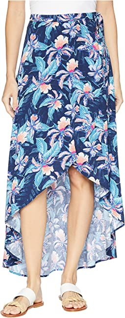 Tropic Tribe Maxi Skirt