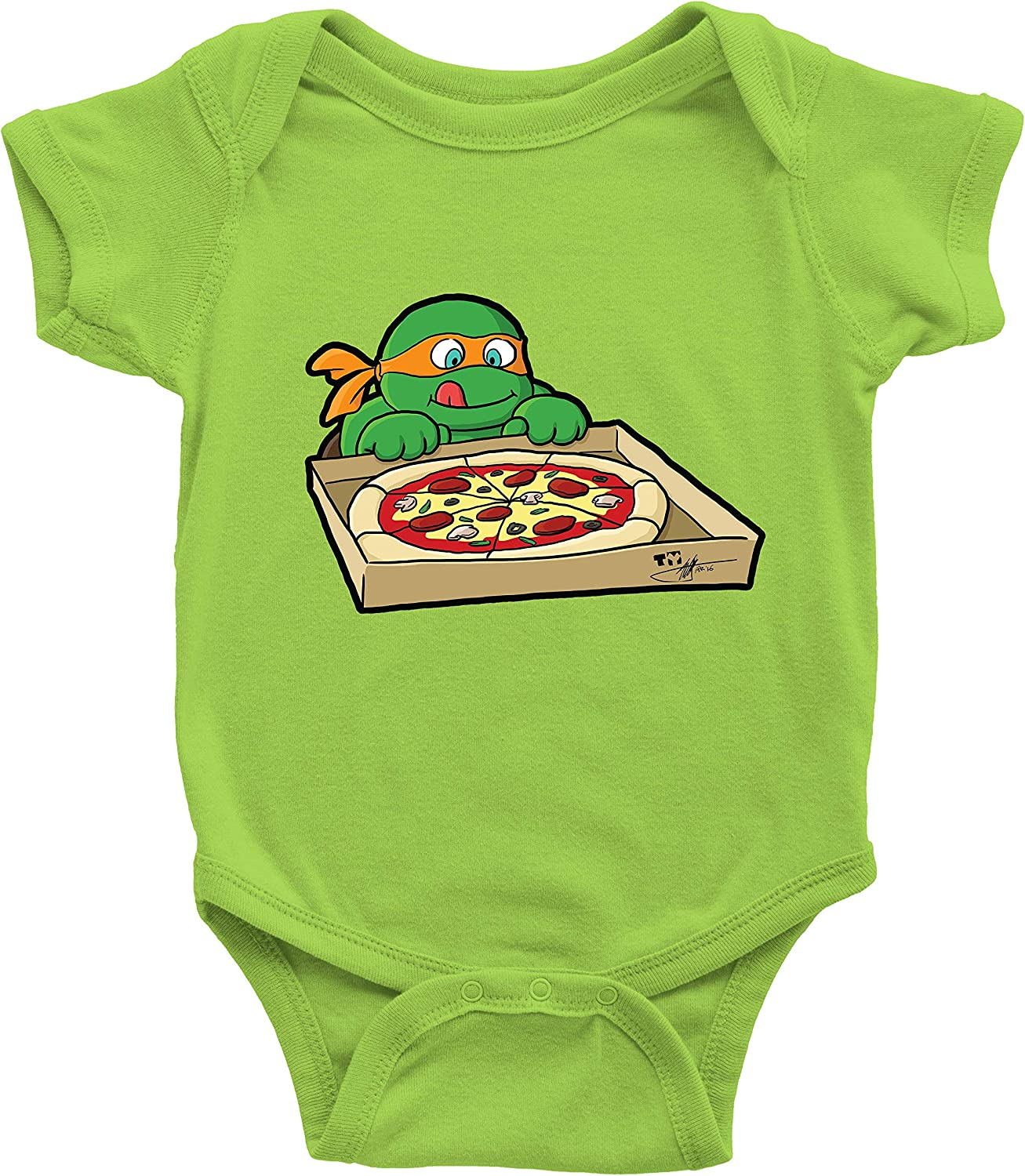 Hungry Ninja Infant Baby Popular brand in the world Clothes Babys Romper Bodysuits Sale Jumpsuit