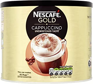Nescafé Café Style Cappuccino Unsweetened 1 kg