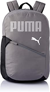 PUMA Fashion Backpack for Men - Polyester, Grey